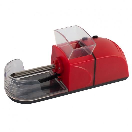 Nabijarka papierosowa model C84 w kolorze czerwonym