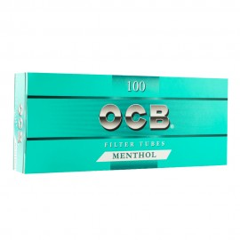 Gilzy OCB Menthol 100 szt.
